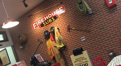 Photo of Sandwich Place Firehouse Subs at 1640 E Monte Vista Ave, Vacaville, CA 95688, United States
