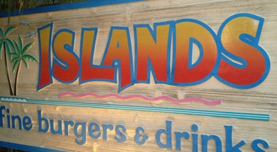 Photo of American Restaurant Islands Restaurant at 101 East Orange Grove Avenue, Burbank, CA 91502, United States