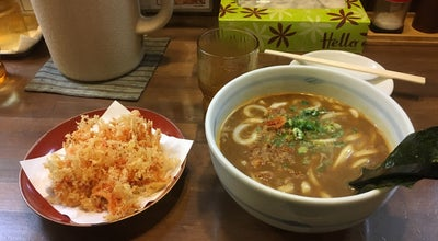 Photo of Food 桜えび蕎麦&うどん 鐘庵 at 豊田市, Japan