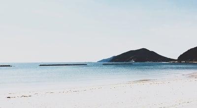 Photo of Beach 富海海水浴場 at 大字富海西ノ浜, 防府市 747-1111, Japan