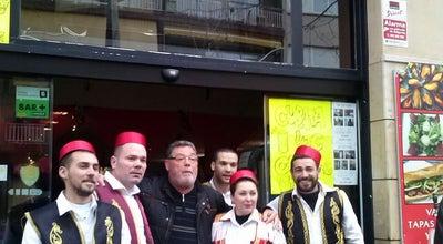 Photo of Cafe Can Turky's at Rambla Principal, 2, Vilanova i la Geltrú 08800, Spain