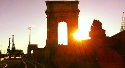 Photo of Monument / Landmark Arco di Traiano at Banchina Nazario Sauro, Ancona 60121, Italy