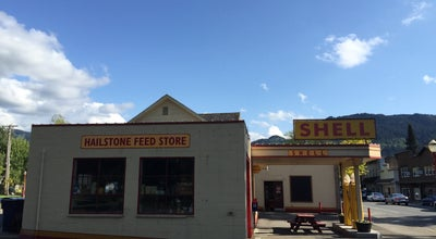Photo of Historic Site Hailstone Feedstore at 232, Issaquah, WA 98027, United States