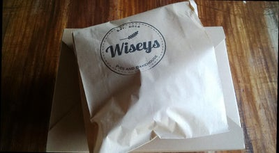 Photo of Cafe Wiseys Pies and Bakehouse at 874 Eglington Ave E, Toronto, On, Canada