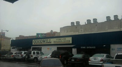 Photo of Thrift / Vintage Store Goodwill at 1218 Vine St, Los Angeles, CA 90038, United States