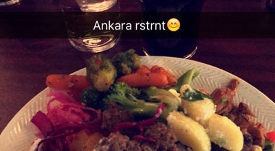 Photo of Diner Restaurant Ankara at Denmark