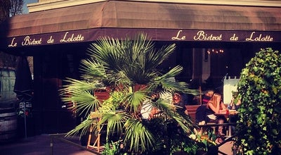 Photo of French Restaurant Le Bistrot de Lolotte at 1 Place D'estienne D'orves, Levallois-Perret 92300, France