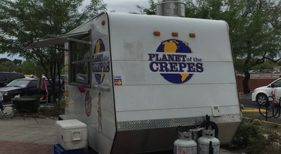 Photo of Food Truck Planet Of The Crepes at St. Phillips Farmers Market, Tucson, AZ, United States