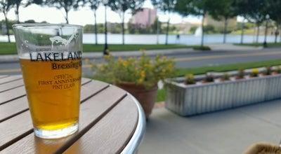 Photo of Brewery Lakeland Brewing Company at 640 E. Main St, Laleland, FL 33801, United States