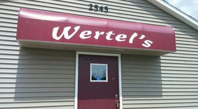 Photo of American Restaurant Wertel's Tap at 2545 Manitowoc Rd, Green Bay, WI 54311, United States