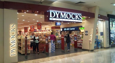 Photo of Bookstore Dymocks Parramatta at Westfield Parramatta, Shop 2164/2165, Level 2, 159-175 Church Street, Parramatta, NS 2150, Australia