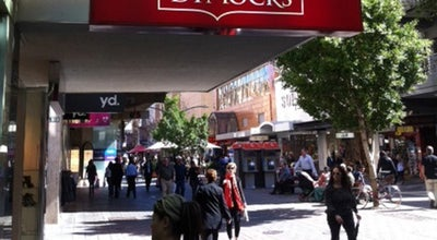 Photo of Bookstore Dymocks Adelaide at 135 Rundle Mall, Adelaide, SA 5000, Australia