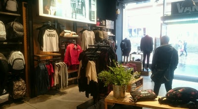 Photo of Clothing Store Vans at 205 Buchanan St., Glasgow G1 2JZ, United Kingdom