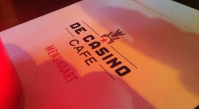 Photo of Bar De Casino at Stationsstraat 104, Sint-Niklaas 9100, Belgium