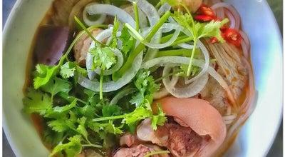 Photo of Ramen / Noodle House Bun Bo Thien Trang Da Lat at 2b Ho Tung Mau, Da Lat, Vietnam