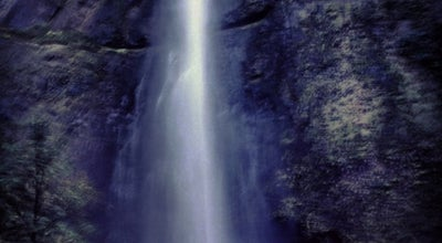 Photo of Historic Site Multnomah Falls at 5000 Historic Columbia River Hwy, Bridal Veil, OR 97010, United States