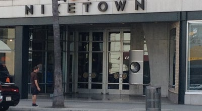 Photo of Shoe Store Niketown Los Angeles at 9560 Wilshire Blvd, Beverly Hills, CA 90212, United States