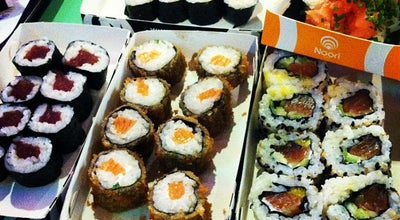 Photo of Sushi Restaurant Noori Sushi at Norteshopping, Senhora da Hora, Portugal