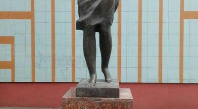 Photo of Monument / Landmark Памятник Зое Космодемьянской at Химки, Russia