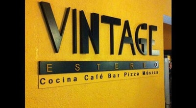 Photo of Gastropub Vintage estereo at Calle Santa Rosalia, El Hatillo, Venezuela