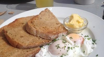 Photo of Cafe Laportes at 1 Lansdown Place, Lewes, United Kingdom