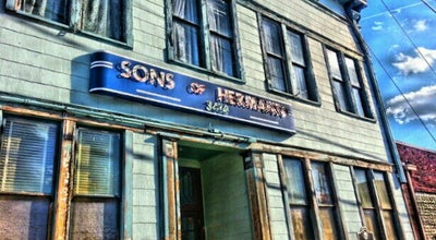 Photo of Music Venue Sons of Hermann Hall at 3414 Elm St, Dallas, TX 75226, United States