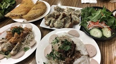 Photo of Vietnamese Restaurant Banh Cuon Tay Ho at 9822 Bolsa Ave, Westminster, CA 92683, United States