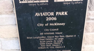 Photo of Park Aviator Park at Monticello, McKinney, TX 75071, United States