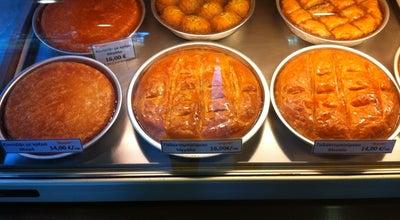 Photo of Dessert Shop Κοσμικόν at Χρυσοστόμου Σμύρνης 69, Άγιος Ελευθέριος 111 44, Greece