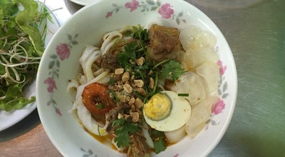 Photo of Ramen / Noodle House Mỳ Quảng Bà Vị at 166 Lê Đình Dương, Đà Nẵng, Vietnam