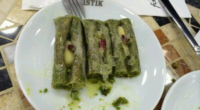 Photo of Dessert Shop Fıstık 27 Ayar Gaziantep Baklavacısı at Manisa, Turkey