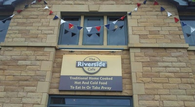 Photo of Cafe Riverside Cafe at 80 Catchbar Lane, Sheffield, United Kingdom