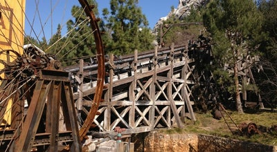 Photo of Theme Park Grizzly Peak at Disney California Adventure Park, Anaheim, CA 92802, United States