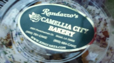 Photo of Bakery Randazzo's Camellia City Bakery at 3501 Pontchartrain Dr, Slidell, LA 70458, United States