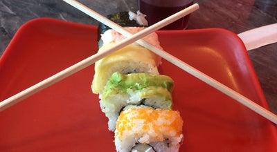 Photo of Sushi Restaurant Groshi Express at Calle Sur 69, Banjidal 09450, Mexico