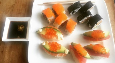 Photo of Sushi Restaurant De Toren Snacks & Sushi at Helvoirtseweg 14, Vught 5261 CE, Netherlands