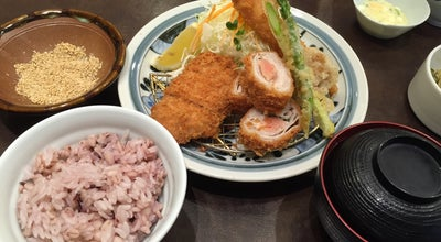 Photo of Food 浜勝 イオンモール直方店 at 湯野原2-1-1, 直方市, Japan
