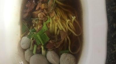 Photo of Asian Restaurant ก๋วยเตี๋ยวเซียนหยง at Bang Nak 96000, Thailand