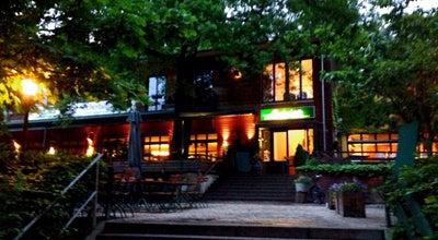 Photo of German Restaurant Die Fischerhütte am Schlachtensee at Fischerhüttenstr. 136, Berlin 14163, Germany