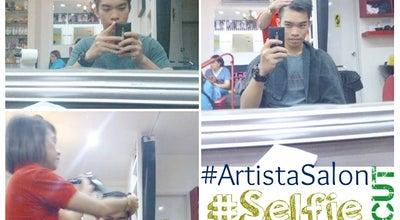 Photo of Spa artista salon at 2/f Ma. Cristina, Lucena City, Philippines