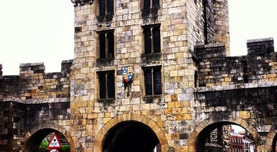 Photo of Historic Site Micklegate Bar at Micklegate, York YO 1 6, United Kingdom