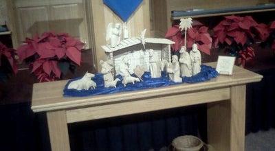Photo of Church McGill Baptist at 5300 Poplar Tent Rd, Concord, NC 28027, United States