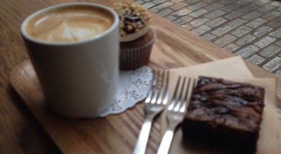 Photo of Cupcake Shop Crumbs & Doilies at 1 Kingly Court, London W1B 5PW, United Kingdom