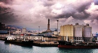 Photo of Harbor / Marina Porto di Genova at Via Della Mercanzia, 2, Genova 16123, Italy