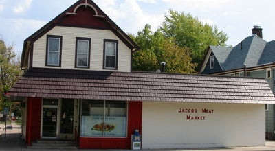 Photo of BBQ Joint Jacobs Meat Market at 544 N Lawe St, Appleton, WI 54911, United States