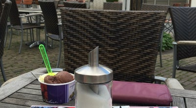 Photo of Ice Cream Shop Eiscafé Cortina at Hauptstraße 22, Lank-Latum 40668, Germany