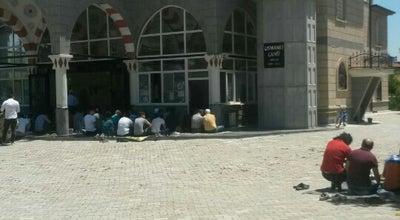 Photo of Mosque Osmanlı Camii at Modernevler Mahallesi, Isparta, Turkey