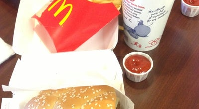 Photo of Fast Food Restaurant McDonald's at 4260 Nobel Dr, San Diego, CA 92122, United States