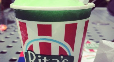 Photo of Ice Cream Shop Rita's of Escondido at 1022 W El Norte Pkwy, Escondido, CA 92026, United States