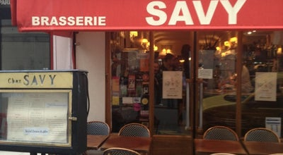 Photo of Bistro Chez Savy at 23 Rue Bayard, Paris 75008, France